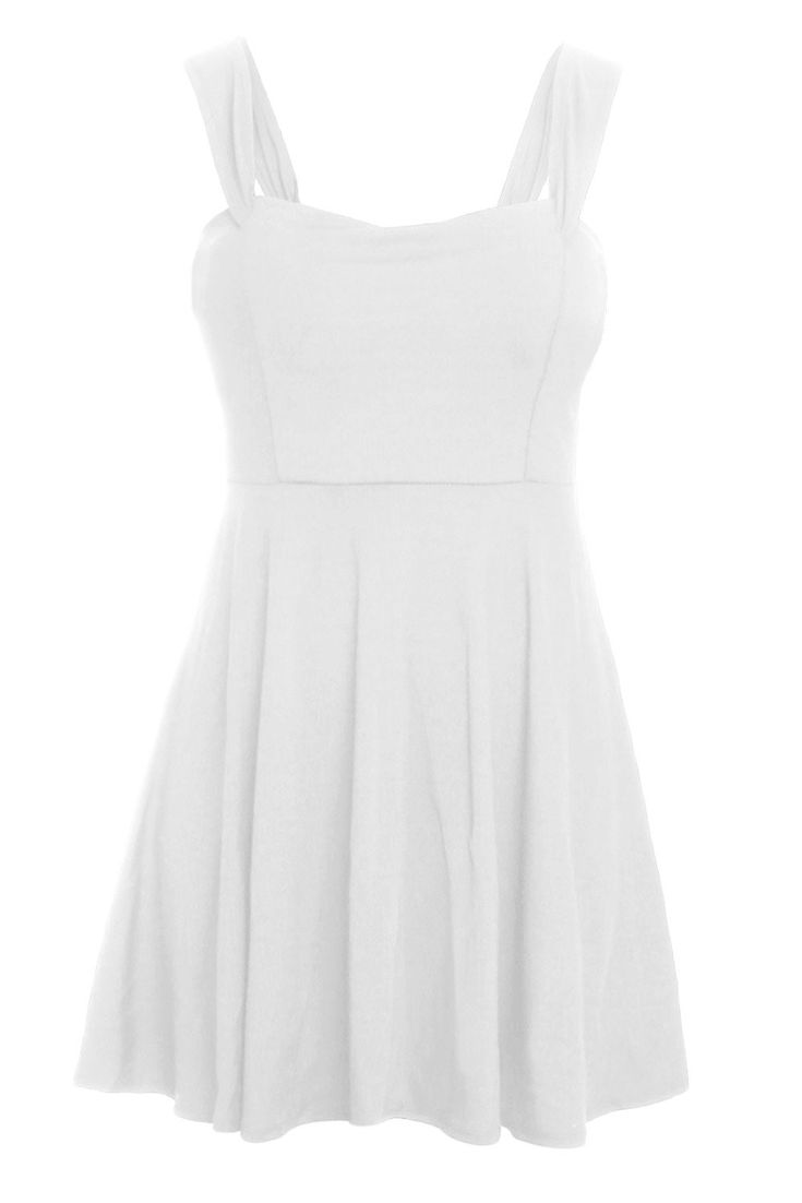 New arrival: Chicloth White Of... Don't Miss it out!  http://chicloth.com/products/chicloth-white-off-the-shoulder-flare-babydoll-dress?utm_campaign=social_autopilot&utm_source=pin&utm_medium=pin