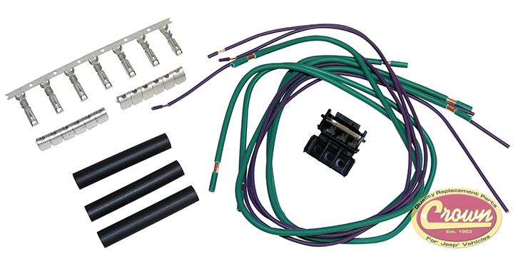 Wiring Harness Repair Kit | Harness, Repair, Control unitPinterest