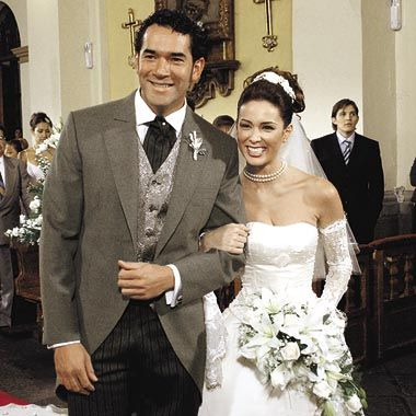 rubi telenovela vestido de novia maribel - Google Search