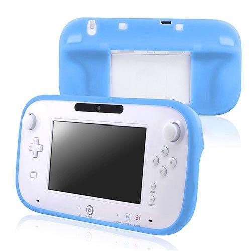 Soft Shell (Blå) Nintendo Wii U Deksel