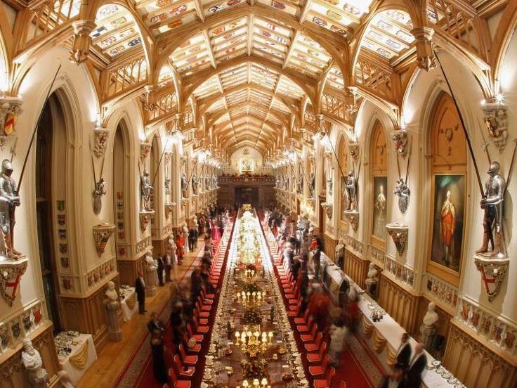 42 Best Images About Windsor Castle Amp Interior On