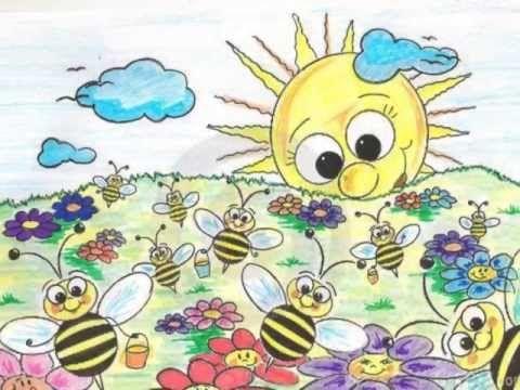 Albinuța și soarele