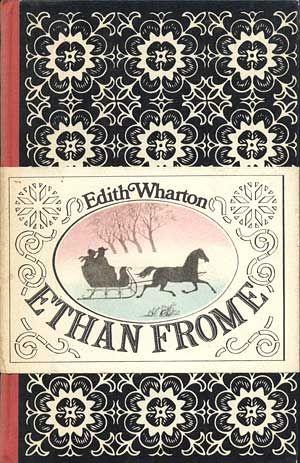 Ethan Frome, Edith Wharton, Czytelnik, 1976, http://www.antykwariat.nepo.pl/ethan-frome-edith-wharton-p-679.html