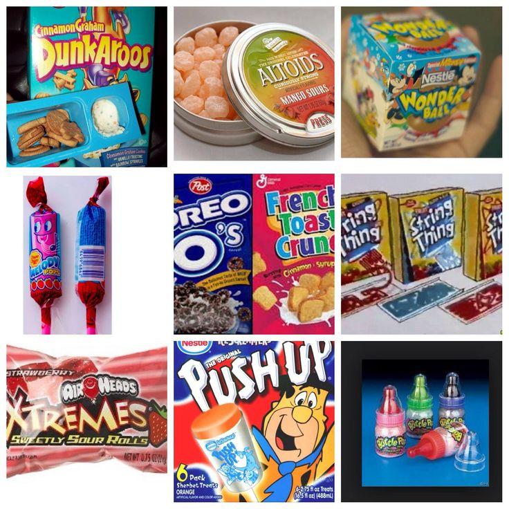 90s treats