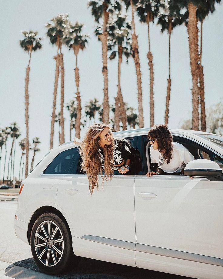 """7,457 Likes, 80 Comments - ⚡️Tessa⚡️ (@tezzamb) on Instagram: """"Danger, Girls trip in progress  Thanks @audi for the rides #Q7"""""""