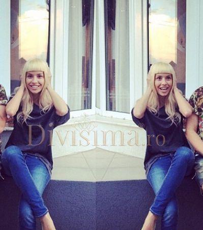 Cunoscuta blogerrita Alina Ceusan a ales sa poarte un Breton din Par Natural, Blond Platinat.  Big like Alina, arati super!  Il poti comanda de aici: http://www.divisima.ro/bretoane-par-natural-si-sintetic/155-breton-blond-platinat-par-natural