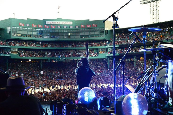 Pearl Jam - Fenway Park, Boston