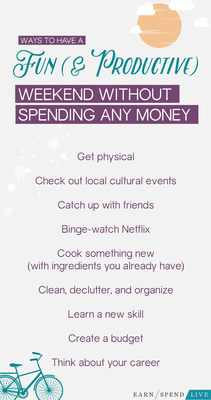 budgeting, living cheaply, spend less money, free activities, free weekend activities
