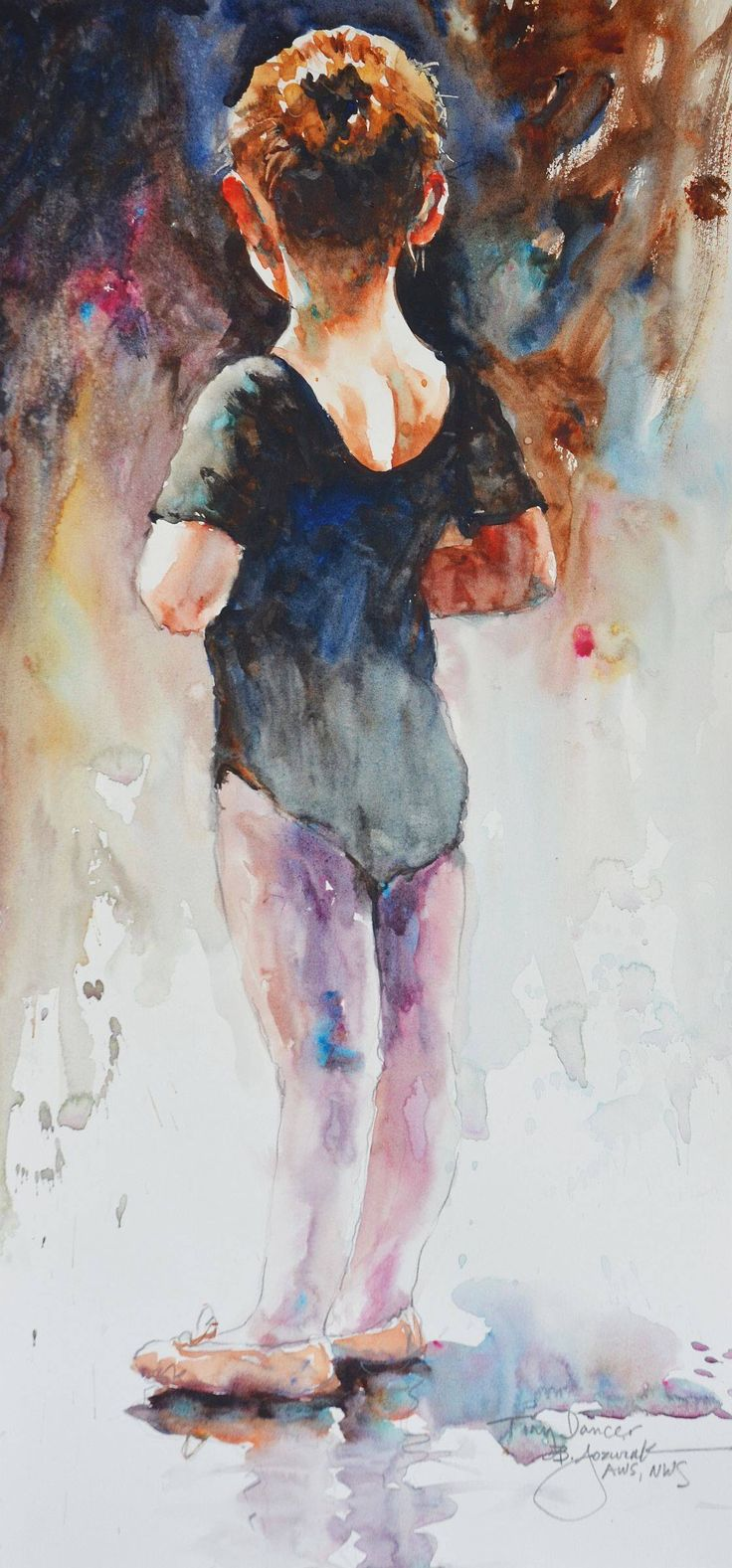 Bev Jozwiak watercolor