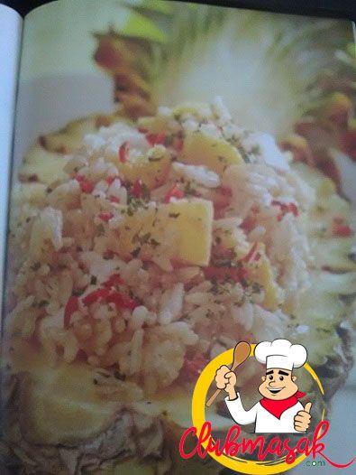 Resep Nasgor Vietnam Organik, Hidangan Organik Ala Resto, Club Masak