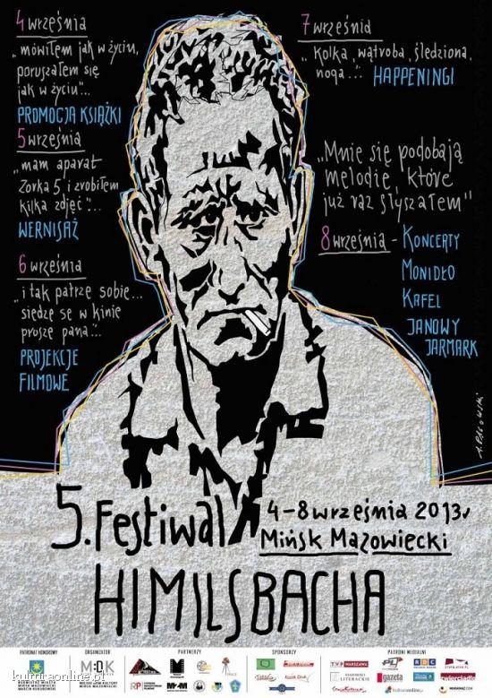 5. Festiwal Himilisbacha 2013 - 4-8 września 2013 r. - Mińsk Mazowiecki