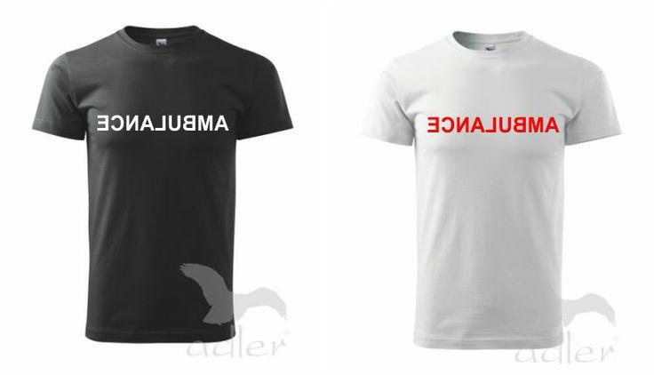 koszulka ambulance - emedlink.pl