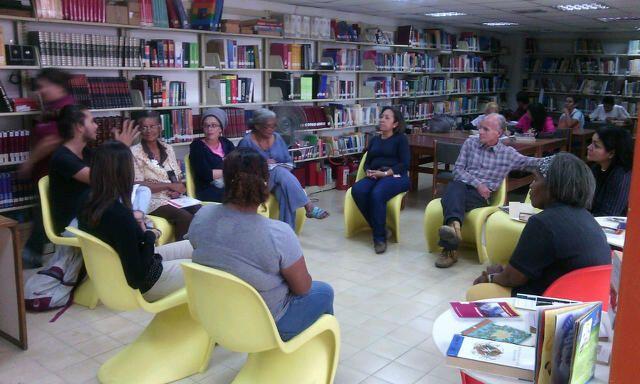 B.P. Generalísimo Fco. De Miranda Armando y desarmando Poesías , Miércoles 29-06-2016
