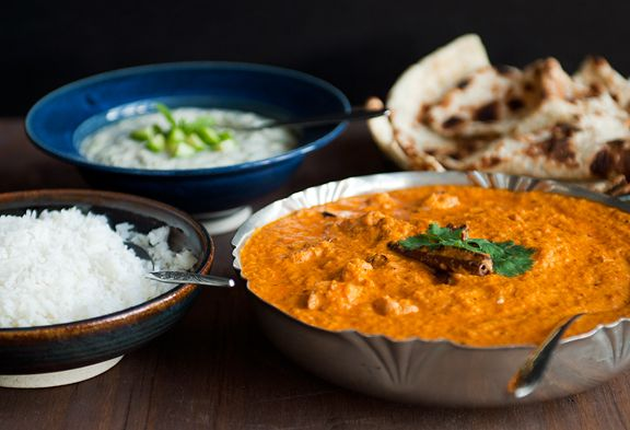 Authentic chicken tikka masala recipe. Sounds like a lot of work, but I want to try this sometime!