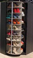 closet organizer http://www.revolvingorganizer.com/  Organize your Jewelry, Purses, Handbags, Boots, Shoes, and Folded Clothes.