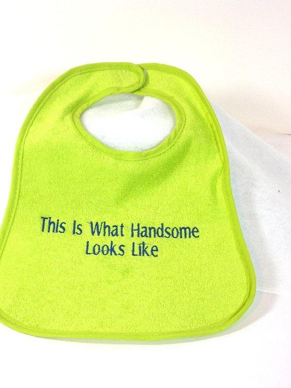 73 Best Bib Sayings Images On Pinterest Baby Bibs Baby