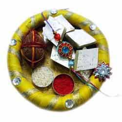 Send Rakhi Online to USA - Rakhi festival is the symbol of love between brothers & sisters. On this special occasion, Send Rakhi to USA through a reputed Online Rakhi Supplier at reasonable price.