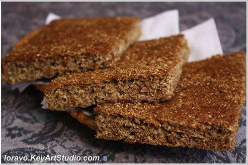 Низкоуглеводный хлеб.   Blog Loravo: Кулинарные записки дизайнера