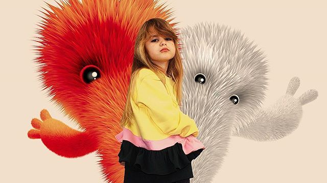 Kids Collection Let the adventure begin!  We are proud to introduce our newest collection for Kids. Designed around our star items the Kids collection twins the womenswear selection for a cool matching.  Enjoy our kind Monsters and shop Kids on ioanaciolacu.com  Model: @ingridmariegherghe  Photo: @imalinz
