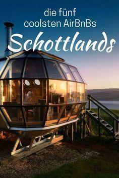 Luftschiff, luxuriöse Hundehütte oder gleich ein ganzes Cottage: Schot…