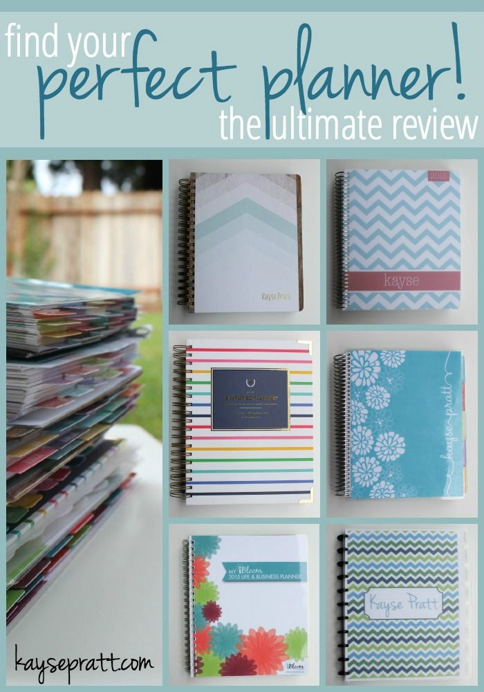 The Ultimate Planner Review - Kayse Pratt