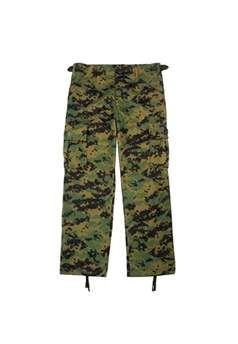 Kids Woodland Digital Camo BDU Pants ! Buy Now at gorillasurplus.com