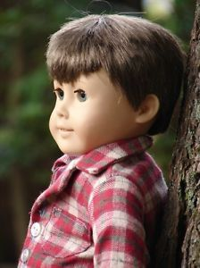 American Boy Doll Customized Pleasant Co 18""