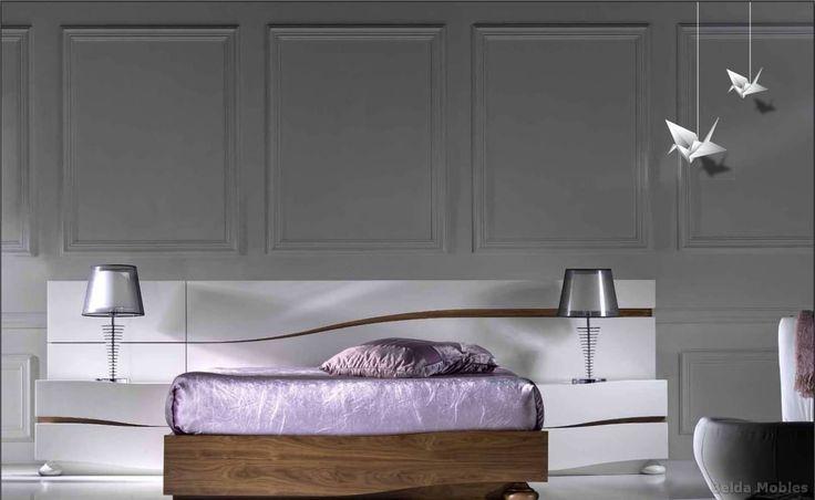 Dormitorio moderno 10 - Muebles Belda