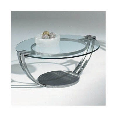 Found It At AllModern   Opus Round Contemporary Coffee Table