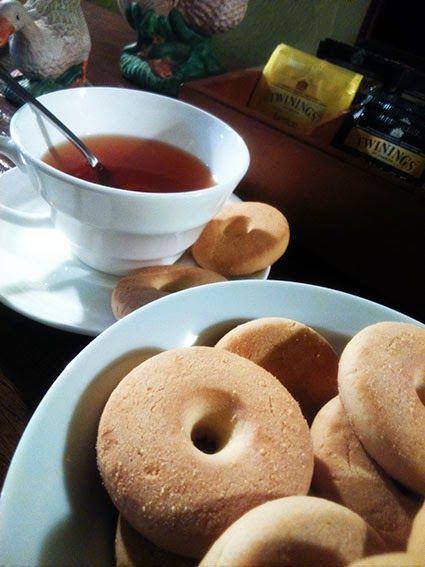 Ricette e Segreti in Cucina : I Biscotti del Cardinale.
