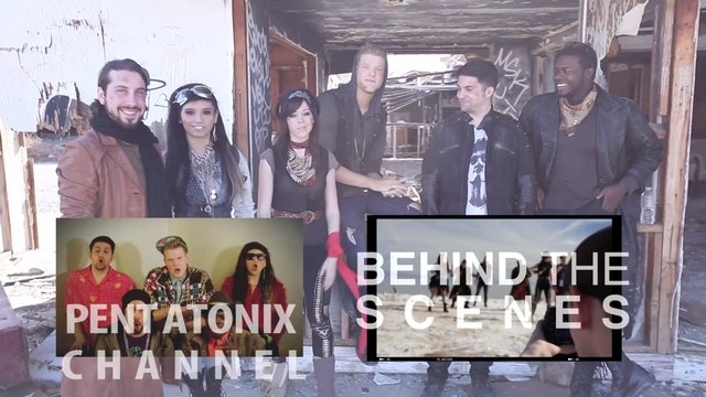 Radioactive (Cover) Imagine Dragons- Lindsey Stirling and Pentatonix by Amsterdam... So cool!