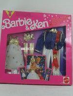 322 - Barbie playline fashion