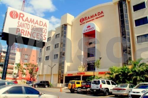 Ramada Santo Domingo Princess Hotel Santo Domingo This modern hotel is located in Santo Domingo City Centre and features a casino, free breakfast and a fitness centre. Ramada Santo Domingo Princess Hotel y Casino offers free Wi-Fi.