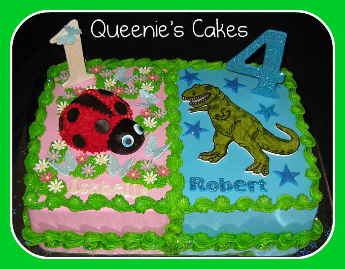 brother and sister birthday cake ideas Brother Sister ...