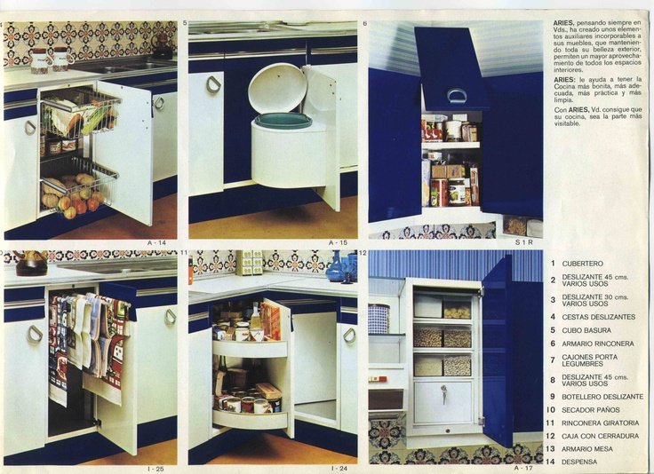 25 best Ideas cocina images on Pinterest | Kitchen units, Kitchens ...