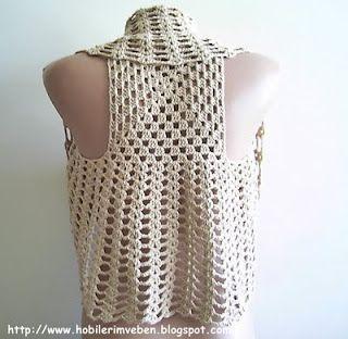 nice, easy pattern too for a circular crochet bolero or jacket