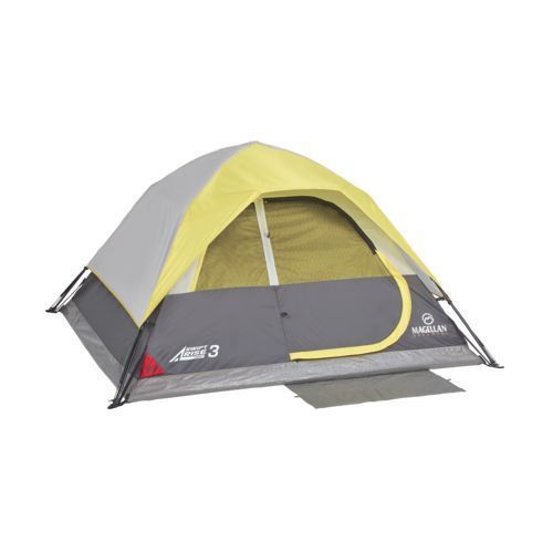 Magellan Outdoors SwiftRise 3 Instant Dome Tent http://campinglovers.org/best-cabin-camping-tents/