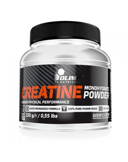Olimp Creatine Monohydrate Powder Super Micronized 250 Gr