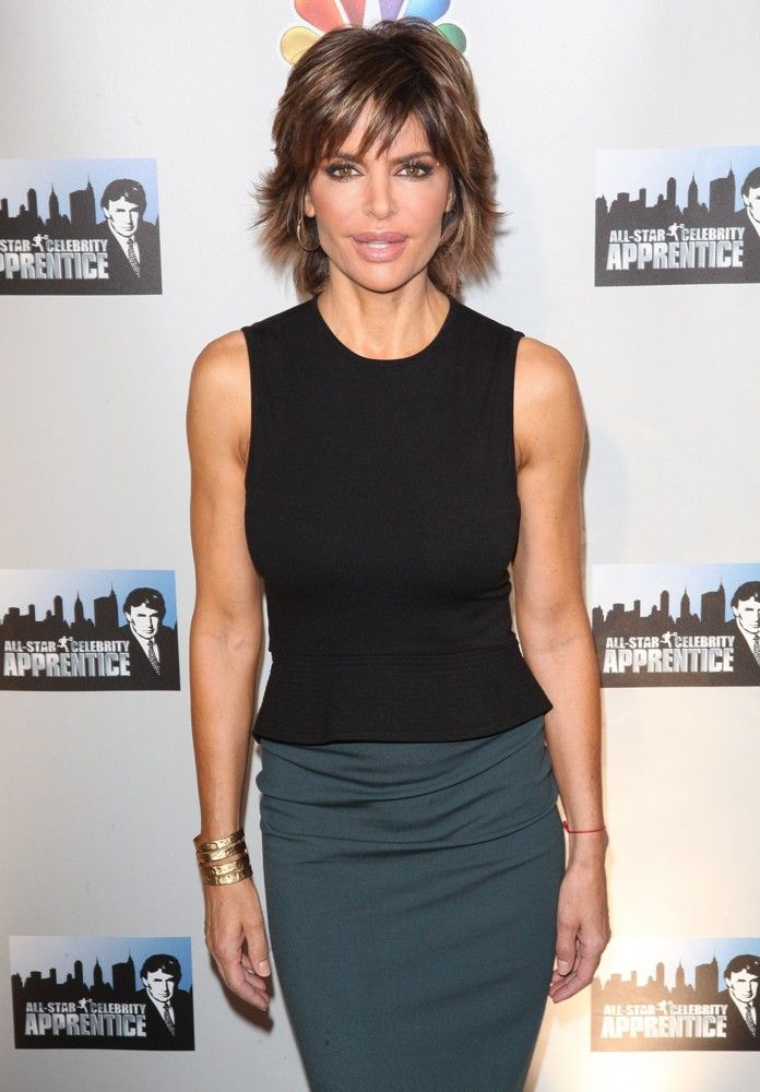 'Celebrity Apprentice': Lisa Rinna Reveals Why She ...