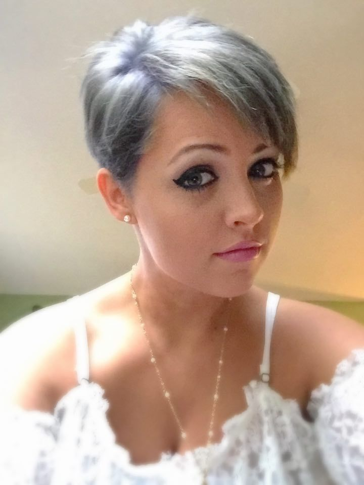 167 best Silver hair - natural and colored images on Pinterest ...