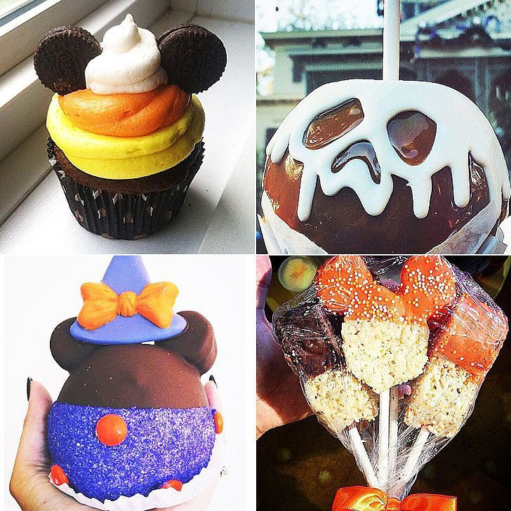 "Starting Sept. 11, Disney visitors can expect to find a spookily-sweet assortment of Halloween-themed bites, including ""poison"" apples, candy corn Mickey cupcakes, and much more. Read here to see all the treats you need to try."