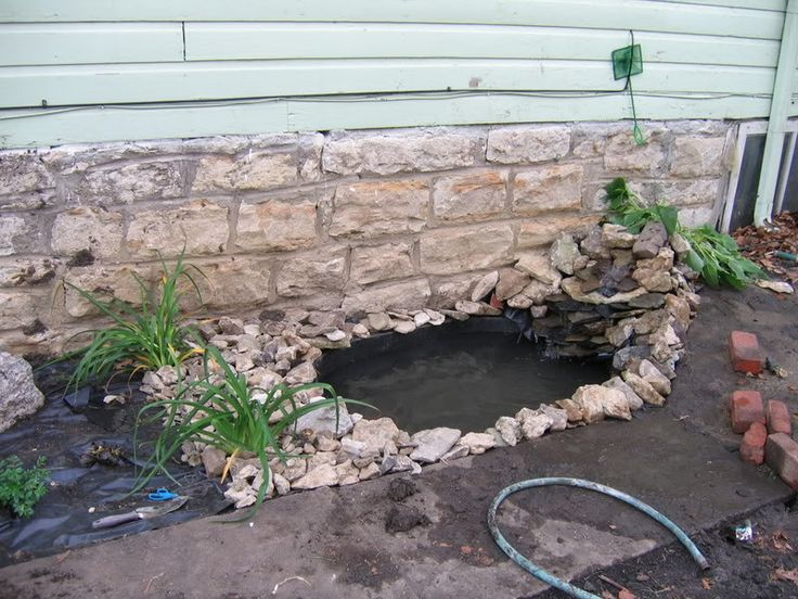 25 Best Ideas About Pond Liner On Pinterest Pond Ideas Pond Waterfall And Diy Pond