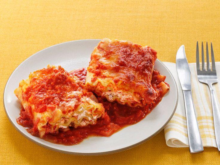 Best 25 lasagna recipe food network ideas on pinterest cowboy lasagna marinara rolls forumfinder Images