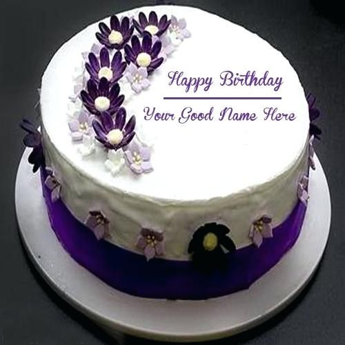 Birthday Cakes With Name Edit Online Photo Editing On Girls Name