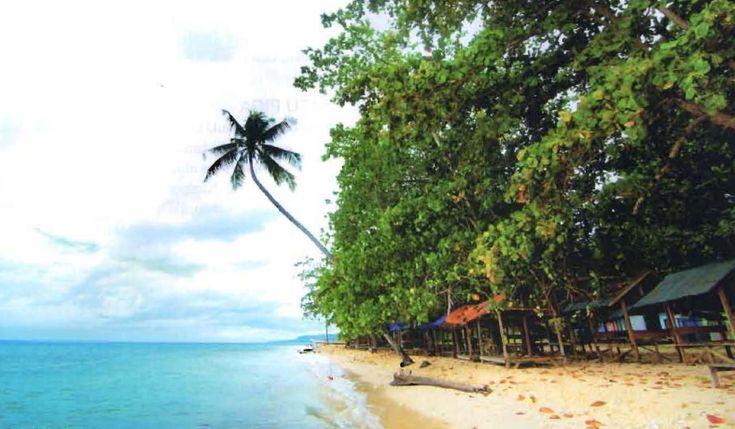 Kilau Mutiara di Pantai Bosnik