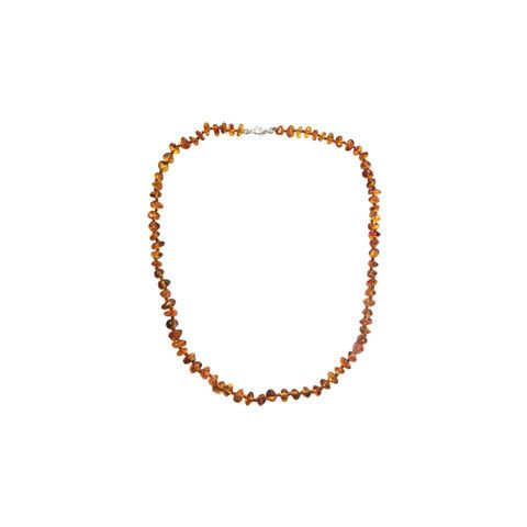 H1 - Teething Baby Necklace | Amber, 38.0cm, 6.01gr | Anna Michielan for Oishii Jewelry #amber #babyjoy #collection #annamichielan #oishii #healing #jewelry #forthesoul #natural #remedies #necklace #baby #accessories #crystal #stone #gem #mineral #boho