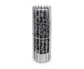 Rocher-sähkökiuas Helolta http://www.helo.fi/tuotteet/sauna/electric-heaters/rocher/