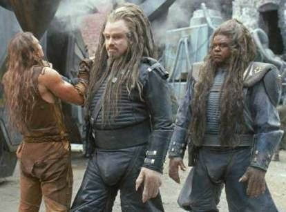 Bad Movie and drink pairing – (this) Battlefield Earth