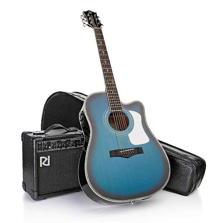 randy jackson limited edition acoustic electric guitar 19 piece deluxe package at. Black Bedroom Furniture Sets. Home Design Ideas