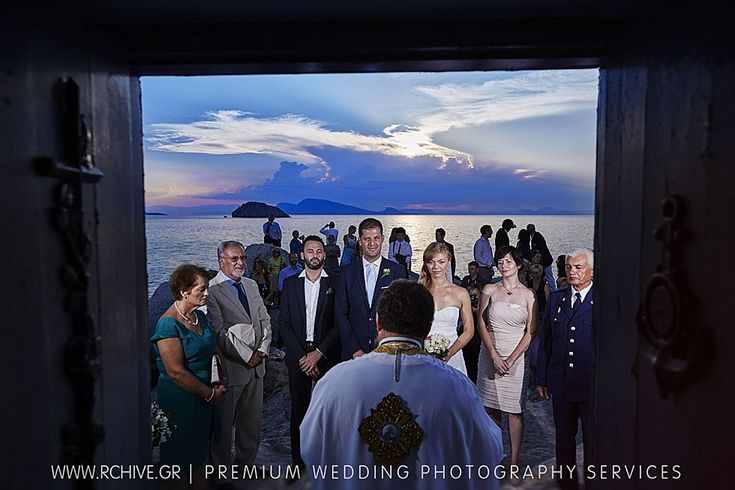 Church wedding photos in Hydra by rChive Visual Storytellers